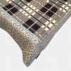 Chenille Geometric Pattren Centre Table Cover